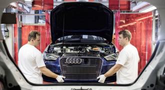 Audi a făcut economii